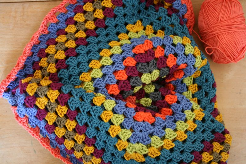 Blanket for Frances