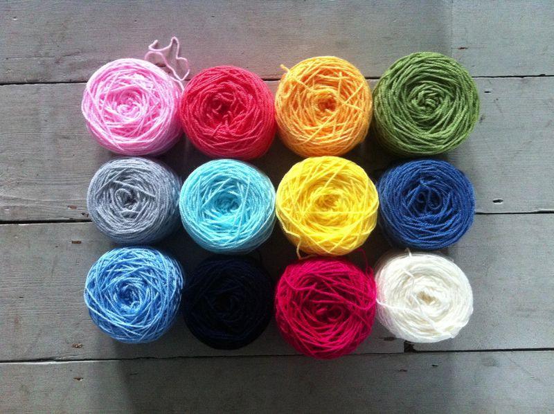 Wool winded Stylecraft