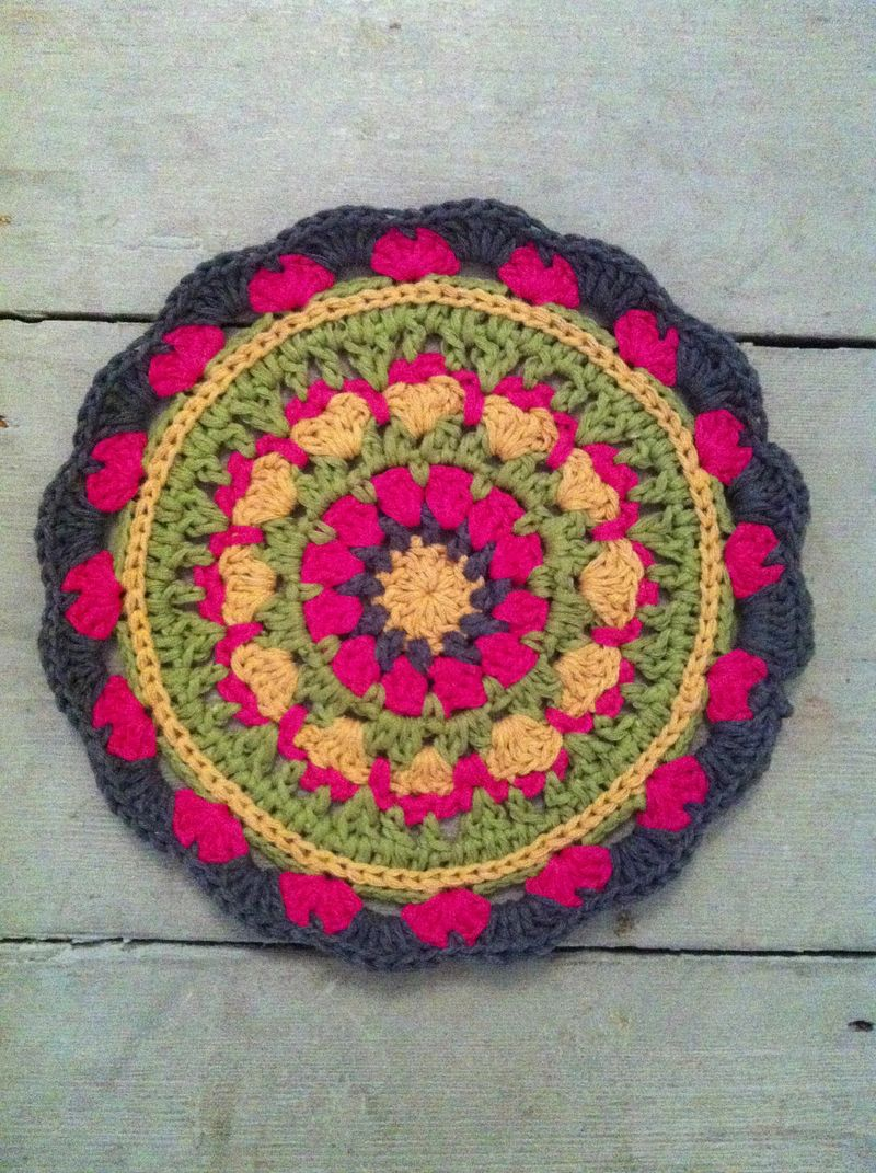 Made up mandala